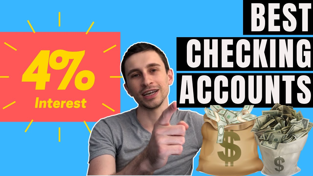 Best Checking Accounts (2019) - Free, High Interest Yield Bank Accounts for  Savings 💰