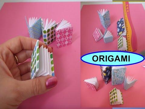 diy-origami-notizbuch-schnell-und-einfach-falten,-mini-modular-book-easy-tutorial,-Оригами-книжка
