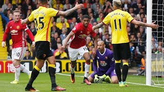 Man united vs Watford (1-2) Highlights 15-09-2018
