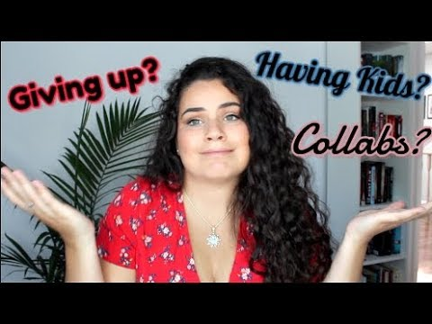 Personal Q&A Having Kids, Giving up on Youtube, & Collabs?!