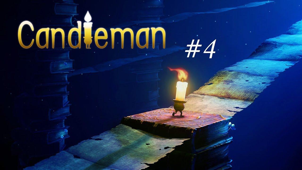 Candleman: The Complete Journey Прохождение # 4