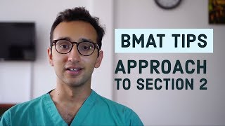 BMAT Section 2 - Everything you need to know | BMAT Tips series