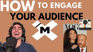 HOW TO ENGAGE YOUR AUDIENCE with MIA FINNEY