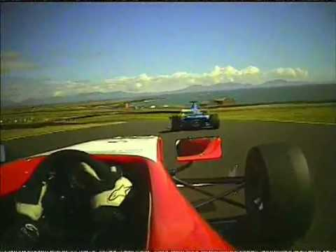 Monoposto 1200s race at Anglesey in a JKS - onboard with chris vinall