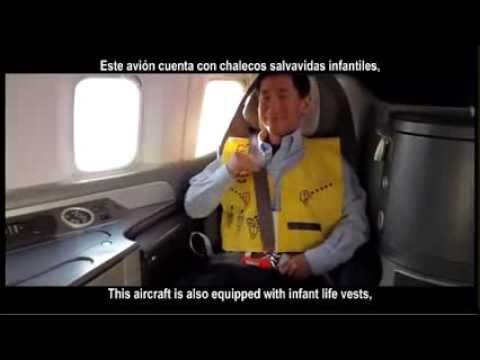 United Safety Video (Welcome Aboard)