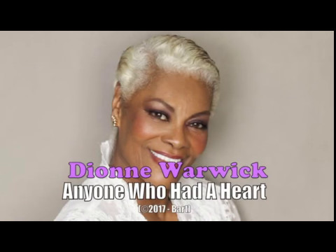 Dionne Warwick - Anyone Who Had A Heart (Karaoke)