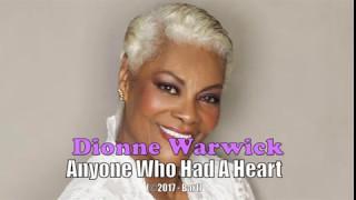 Dionne Warwick - Anyone Who Had A Heart (Karaoke)