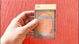 Mtg BETA GOD PACK! STARTER #1