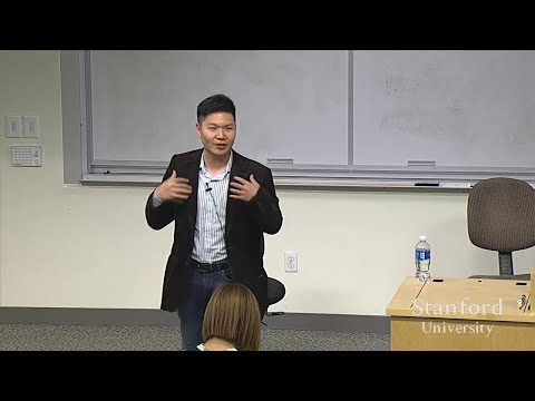 Stanford Seminar - Entrepreneurship in China