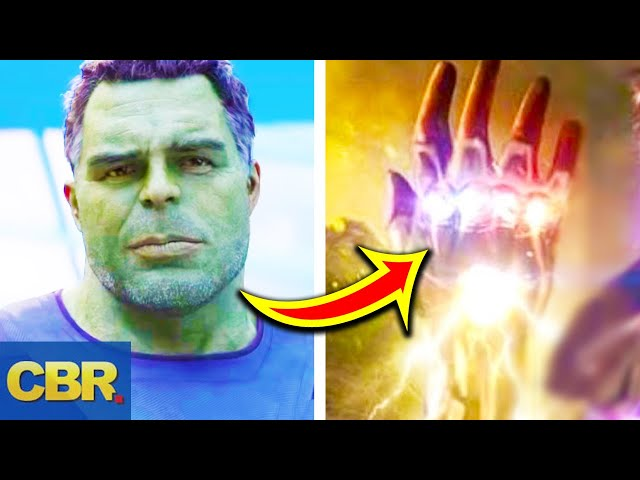 10 Questions Avengers Endgame Still Didnt Answer About The Infinity Stones