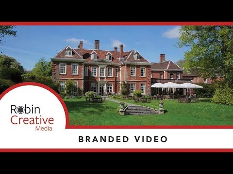 Lainston House Hotel promotional video- Aerial version