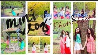 MINI VLOG: Photoshoot BTS
