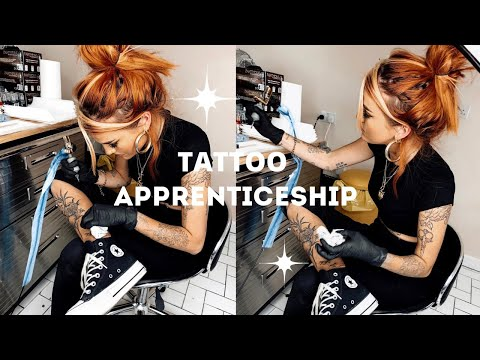 TATTOO APPRENTICESHIP - EVERYTHING YOU NEED TO KNOW