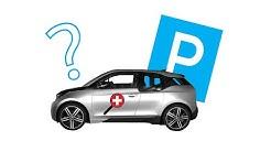 Parking in Switzerland Explained