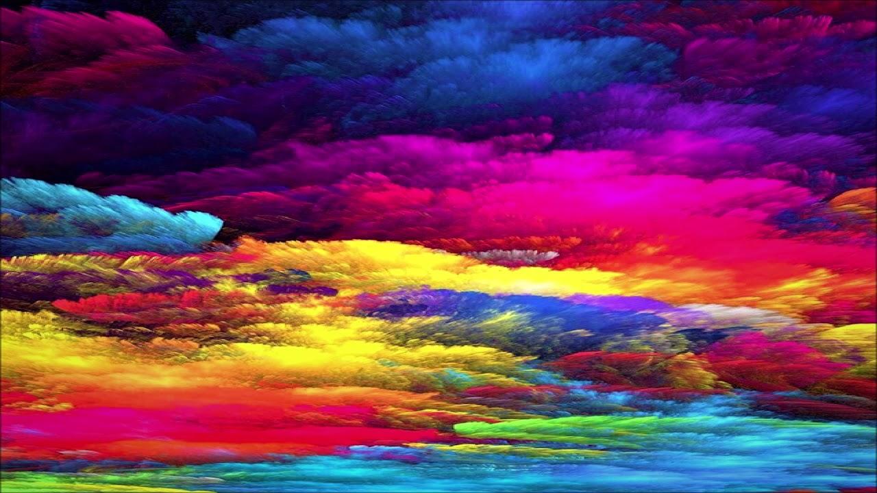 всего разноцветные облака картинка хочу наилучшего