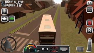 bus simulator game 2015 android ios gameplay trailer