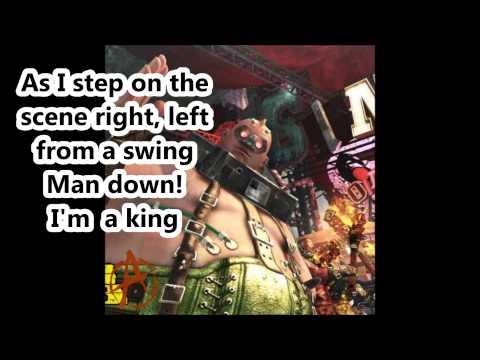 Sick YG - Soon Enough Lyrics (Anarchy Reigns Official Soundtrack)