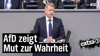 AfD-Mann Karsten Hilse zeigt Mut zur Wahrheit