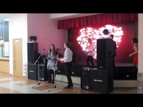 Концерт Дня Святого Валентина в кинотеатре Россия города Холмск часть 2