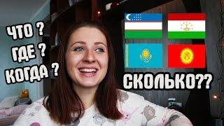 Средняя Азия: коротко о главном.