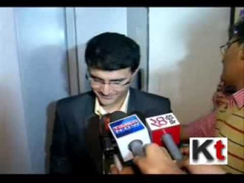Sourav Ganguly reacting to rumor of joining  BJP