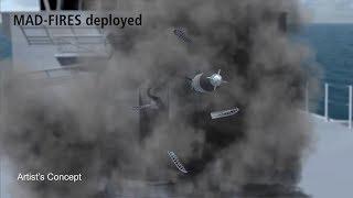 DARPA MAD-VUREN Anti-Schip Raket zelfverdediging voor LCS & FFG(X)