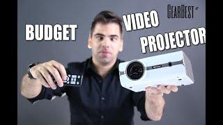 Anggaran Proyektor Video Mini Alfawise A11 - GearBest