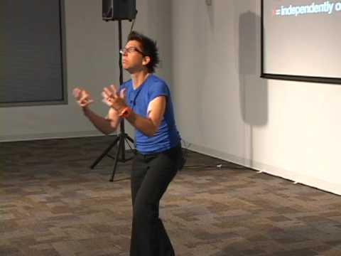 TEDxScottsdale - Tania Katan - The Power of Voice: Survivability, Sustainability and Nudity