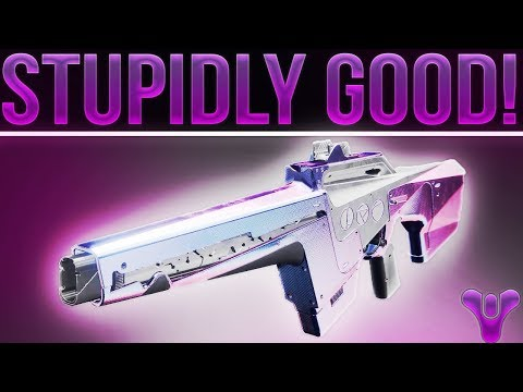 Destiny 2 Weapon Review. I Really Wanted To Hate This Thing.