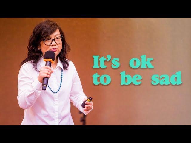 Hwai Chan: it's ok to be sad