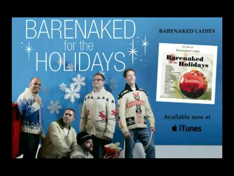 Barenaked Ladies  God Rest Ye Merry GentlemenWe Three Kings Feat Sarah McLachlan