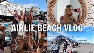 INFLUENCER TRIP TO AIRILIE BEACH / DAILY VLOG