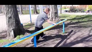 RunAwaY - Kids (детский паркур в Киеве)