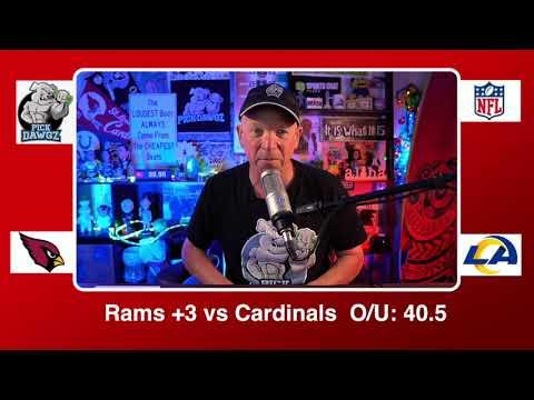 Los Angeles Rams vs Arizona Cardinals 1/3/21 NFL Pick and Prediction Sunday Week 17 NFL