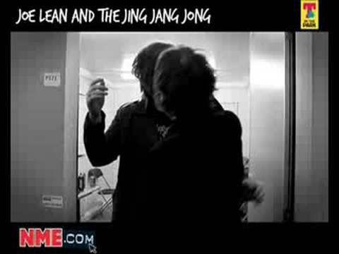 NME Video: Joe Lean and the Jing Jang Jong at T In The Park 2008