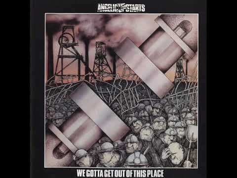 ANGELIC UPSTARTS - We Gotta Get Out Of This Place 1980 [FULL ALBUM]