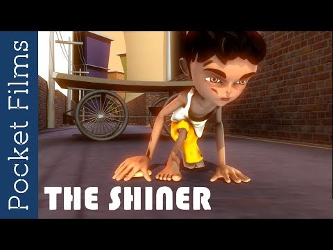 3D Animation Short Film – The Shiner