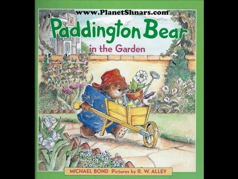 Paddington Bear in the Garden  Michael Bond  Bedtime Story  with Narration