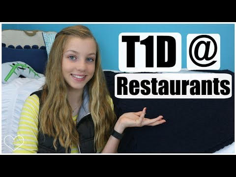 EATING OUT WITH T1D!! Tips & Hacks! | Laina Elyse