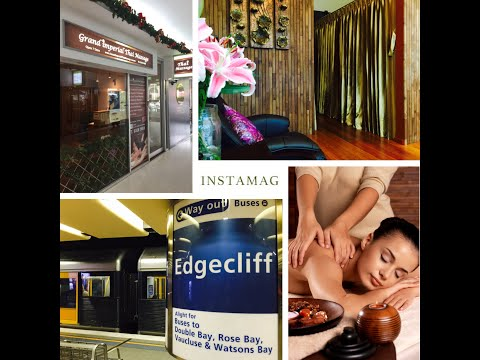 GRAND IMPERIAL Thai Massage @EDGECLIFF CENTRE, Sydney, Swedish Oil, Deep Tissue, Remedial