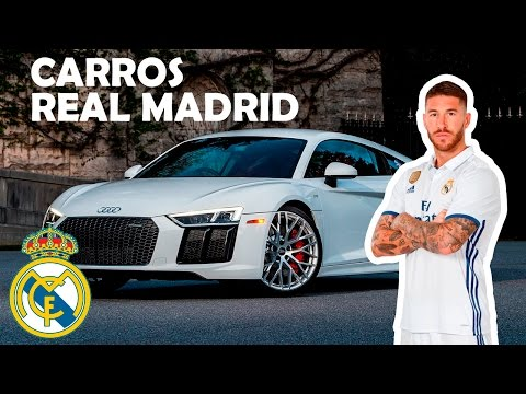 Carros dos Jogadores do Real Madrid / Real Madrid Players Cars thumbnail