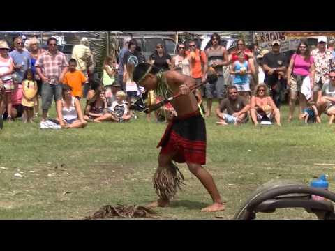 Annual Coconut Festival, Kauai, Hawaii, 2013