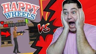 """Happy Wheels #158 - """"PEWDIEPIE VS T-SERIES?!"""""""