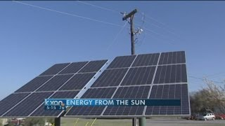 Hill Country customers want solar energy