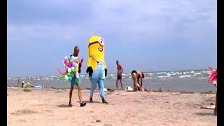 Креветки, рыба, отдых ( rest on the Azov sea )(Отдых на Арабатской Стрелке.2015 Заработок на Ютубе : http://join.air.io/valeri., 2015-09-17T05:22:56.000Z)