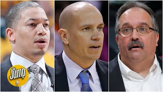 Which team has had the best coaching hire so far? | The Jump