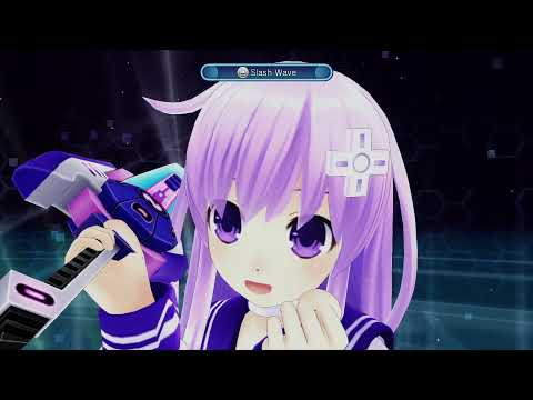 Megadimension Neptunia VII - Moero! Chronicle |