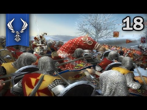BATTLES OF KINGS! - Stainless Steel 6.4 - Medieval 2 Total War: England Campaign #18