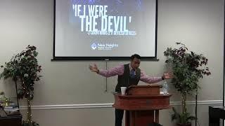 Adrian Dominguez - IF I Were THE Devil