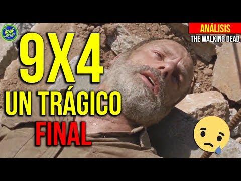 """Lo Bueno y Lo Malo - Capítulo 4 Temporada 9 (The Walking Dead) """"The Obliged"""""""